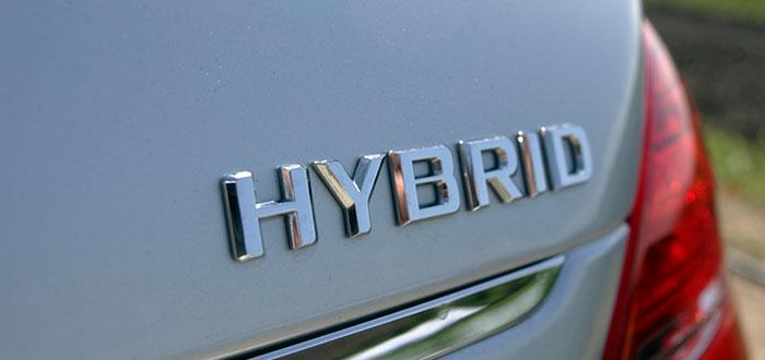 Híbrido vs. híbrido enchufable 2