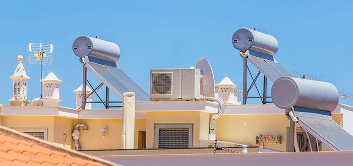 Energía térmica solar QUÉ ES