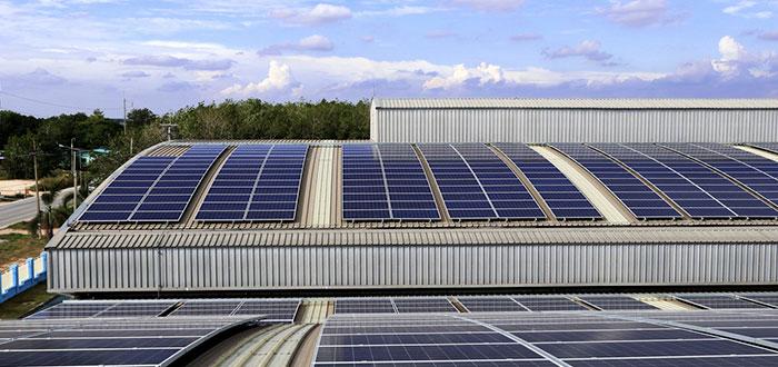 Energía térmica solar tipos