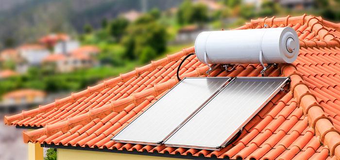 Energía térmica solar ventajas