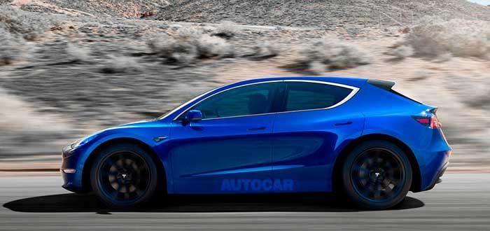 Tesla europa Autocar