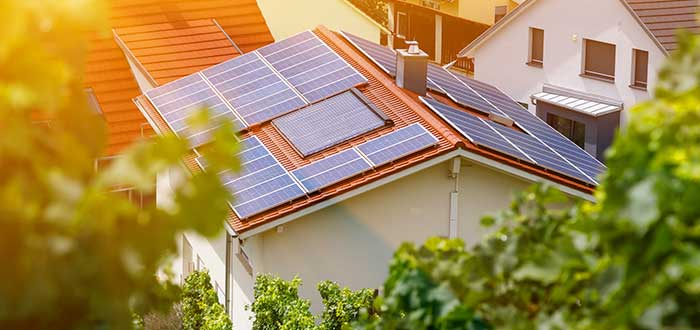 Tipos de paneles solares Hibrid