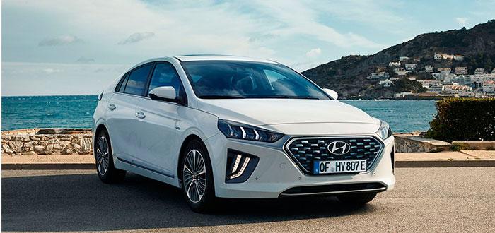 Coches híbridos eléctricos - Hyundai