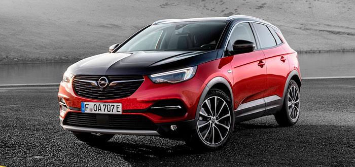 Coches híbridos eléctricos - Opel