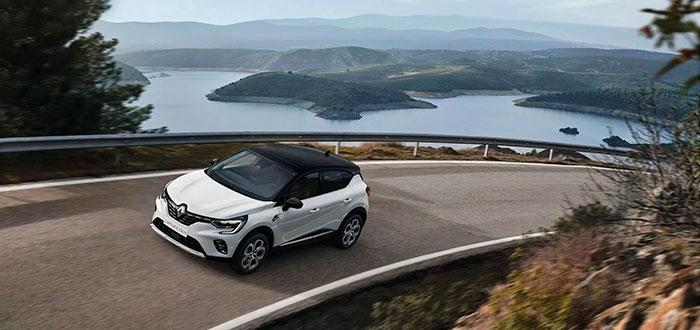 Coches híbridos eléctricos - Renault Captur