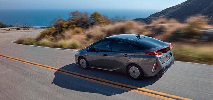 Coches híbridos eléctricos - Toyota