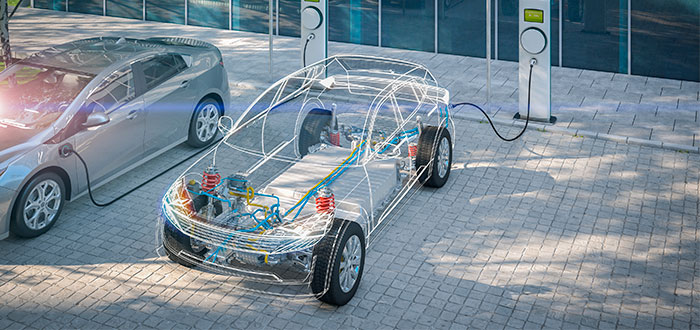 baterías de coches eléctricos Futuro