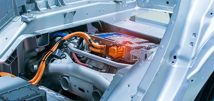 baterías de coches eléctricos LiPo