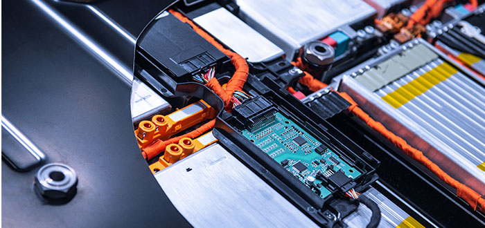baterías de coches eléctricos TIPOS