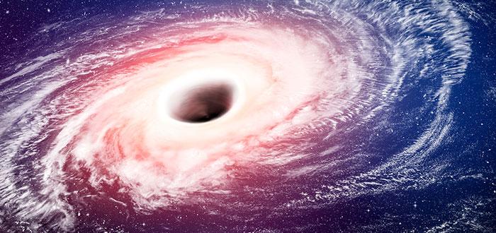 Planeta Nueve agujero negro