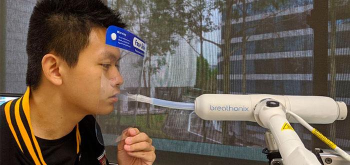 Deep Tech breathonix