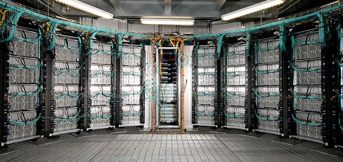 Supercomputadoras características