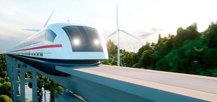 Trenes del futuro cómo serán