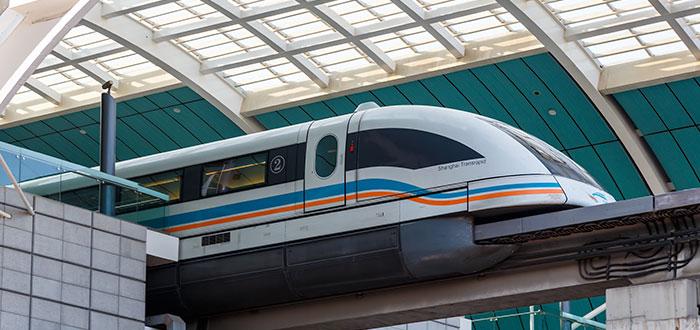 Trenes del futuro maglev