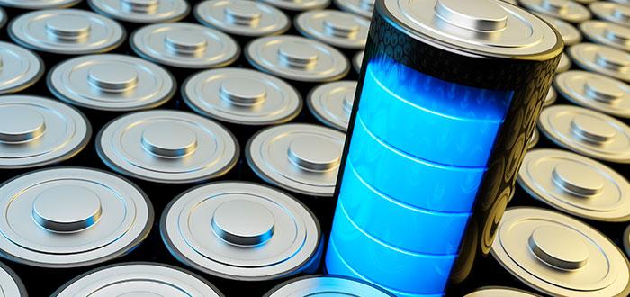Almacenamiento de energía batería
