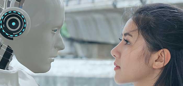 amistad entre robots y humanos