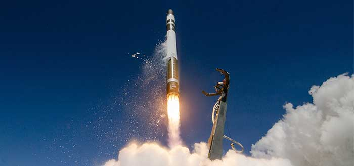cohete espacial Neutron de Rocket lab Sam Toms and Simon Moffatt