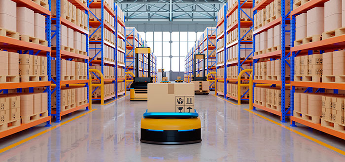 Aplicaciones de la robótica comercio