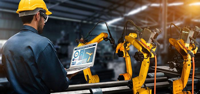 Aplicaciones de la robótica industria