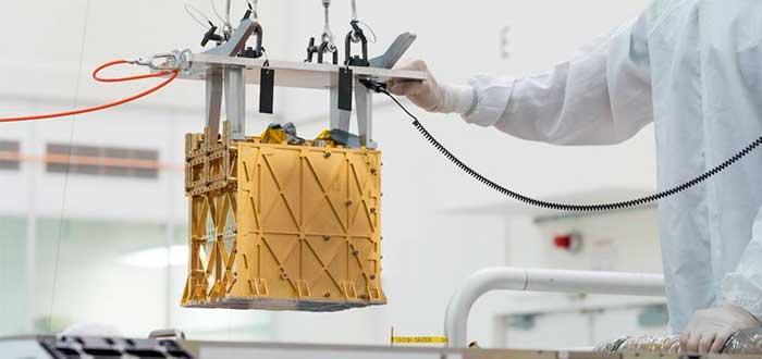 Moxie NASA Perseverance