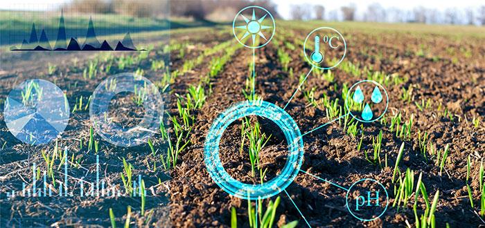 Aplicaciones del Internet de las Cosas agricult