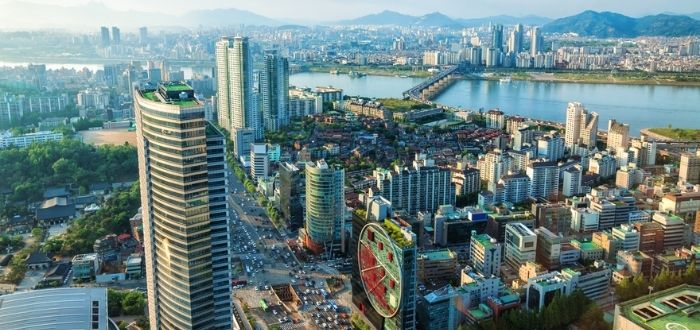 Corea del Sur | Países más innovadores