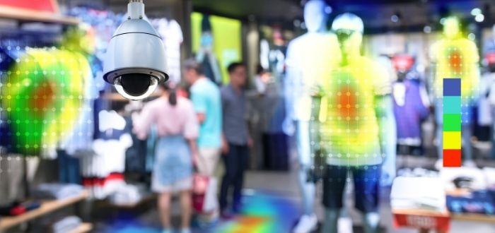 Detección de mapa de calor con visión artificial
