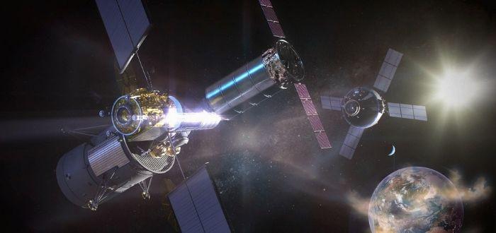 Objetos en la tierra   basura espacial