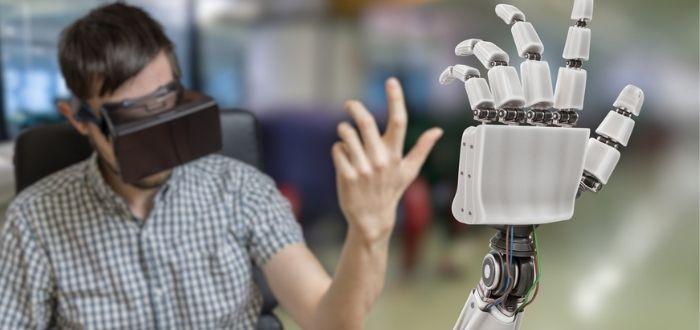 Realidad virtual y mejora física de humanos