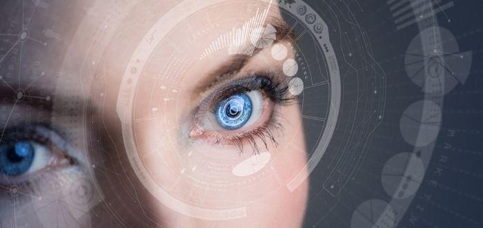 Cámara en los ojos con biohacking