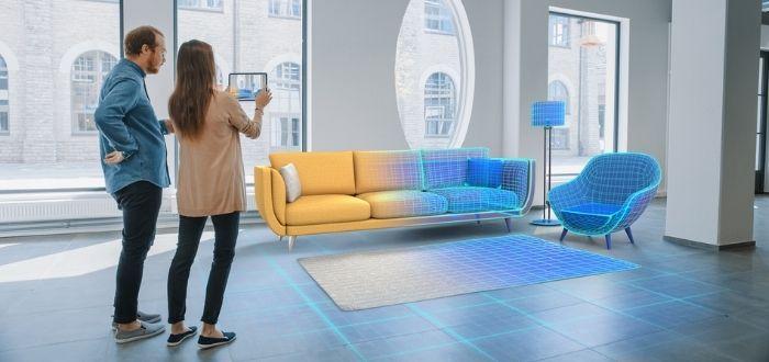 Diferencias entre realidad virtual y aumentada | Uso de realidad aumentada
