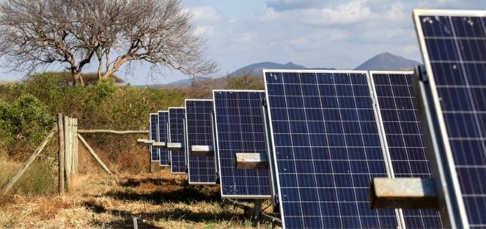 Células fotovoltaicas en zonas rurales