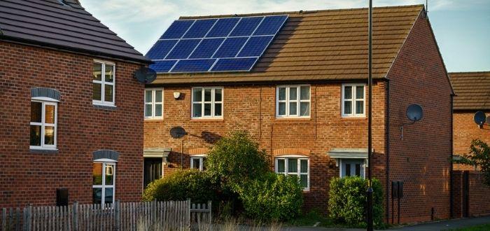 Células fotovoltaicas en viviendas