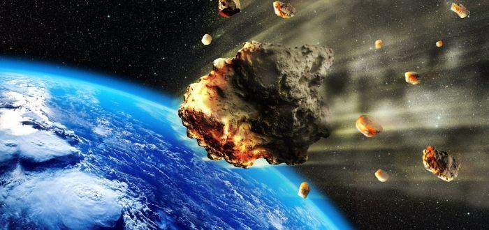 Cuerpo celeste impactando en la Tierra | Misión DART