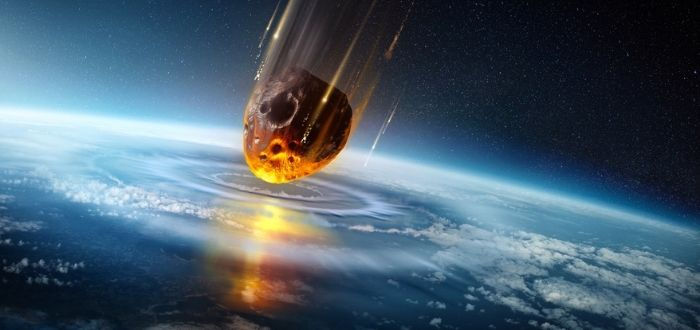 Posible colisión de asteroide en la Tierra