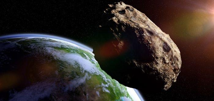 Asteroide impactando en la Tierra | Misión DART