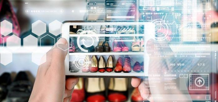 Zapatos del futuro con tecnología