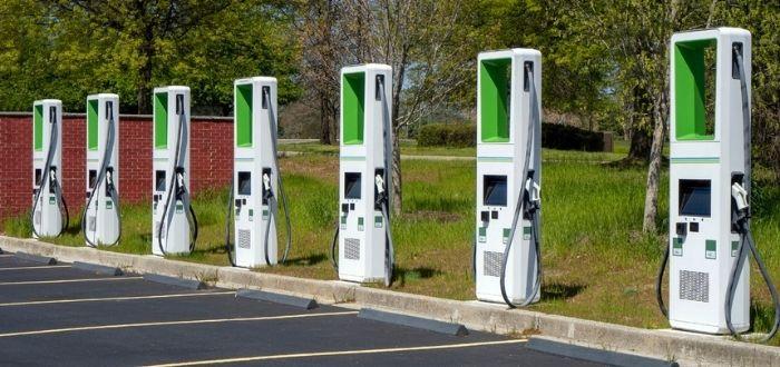 Electrolineras: Centro de carga para autos eléctricos en la ciudad