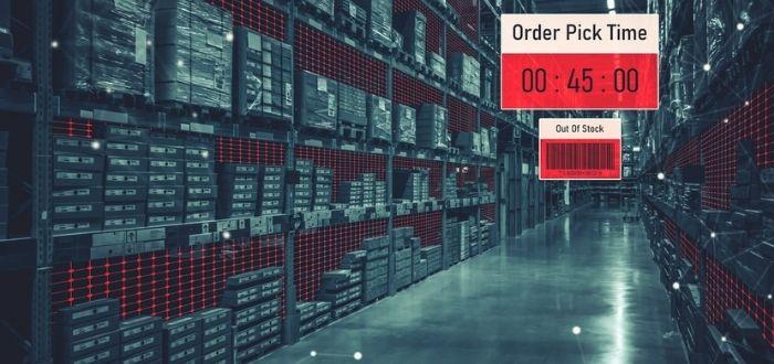 IIoT en la entrega de paquetes